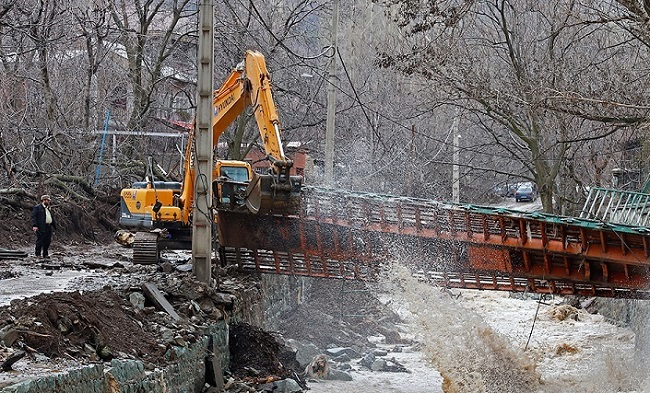 هر گونه ساخت و ساز در بستر یا حریم رودخانه ها ممنوع است