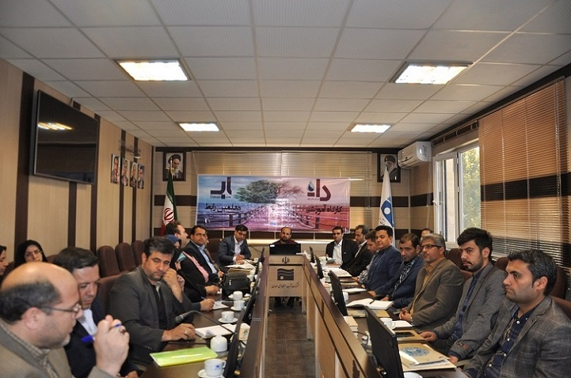 برگزاری چهارمین کارگاه آموزشی معلمان رابط طرح داناب در استان همدان